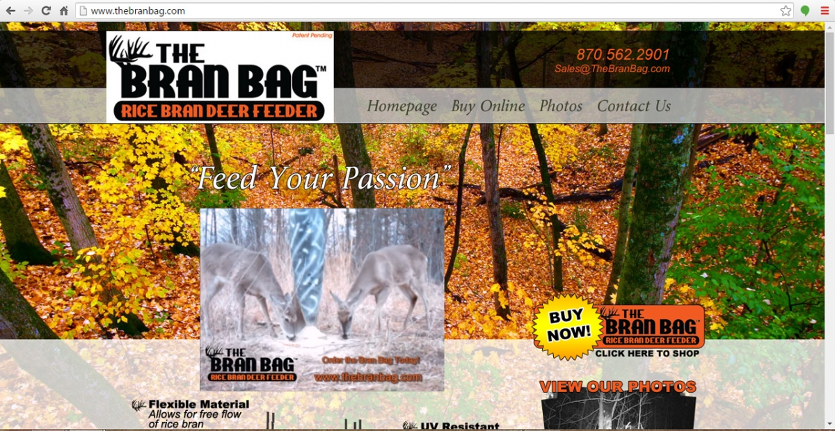 Magnolia, Arkansas E-Commerce Web Design