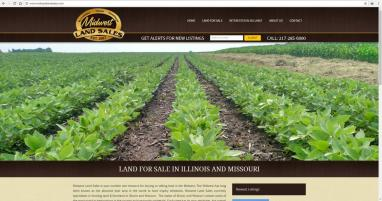 Pittsfield, Illinois Website Design